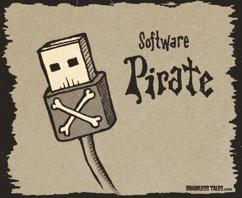 Mengapa Perlu Kesadaran Menggunakan Software Legal?