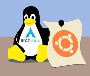 Install Arch Linux Bootstrap dari Live CD Ubuntu (Disertai Video)