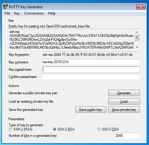 Memasang dan Memanfaatkan SSH Key di Windows