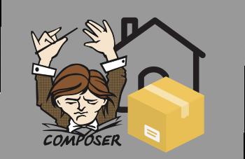 Composer Dengan Repositori Localhost