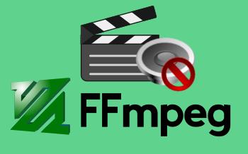 Menghapus Audio dalam Video dengan FFmpeg
