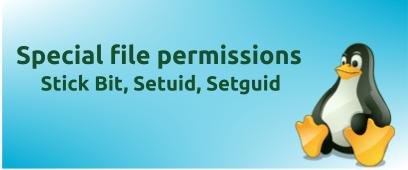Mengenal Access Permission Sticky Bit di GNU/Linux